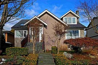 Main Photo: 1259 INGLEWOOD Avenue in West Vancouver: Ambleside House for sale : MLS®# R2434437