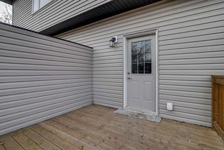 Photo 28: 10359 149 Street in Edmonton: Zone 21 House Half Duplex for sale : MLS®# E4189241