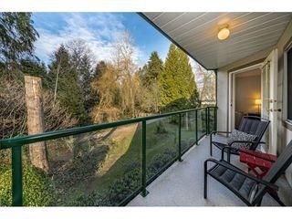 "Photo 1: 214 1155 DUFFERIN Street in Coquitlam: Eagle Ridge CQ Condo for sale in ""Dufferin Court"" : MLS®# R2452654"