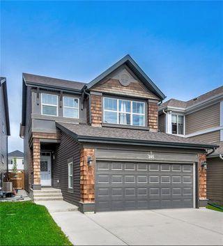 Main Photo: 285 AUBURN MEADOWS Boulevard SE in Calgary: Auburn Bay Detached for sale : MLS®# C4306353