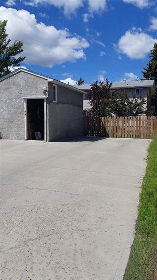 Photo 26: 813 MILLBOURNE Road E in Edmonton: Zone 29 House Half Duplex for sale : MLS®# E4206639