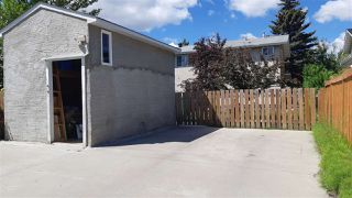 Photo 27: 813 MILLBOURNE Road E in Edmonton: Zone 29 House Half Duplex for sale : MLS®# E4206639