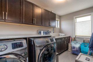 Photo 23: 623 HOWATT Drive in Edmonton: Zone 55 House for sale : MLS®# E4212305