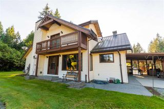 Photo 2: 12265 CARR Street in Mission: Stave Falls House for sale : MLS®# R2494893