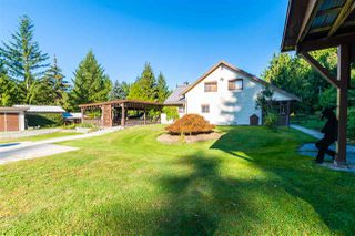 Photo 20: 12265 CARR Street in Mission: Stave Falls House for sale : MLS®# R2494893