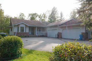 Photo 1: 27 2022 PARKLAND Drive: Rural Parkland County House for sale : MLS®# E4214600