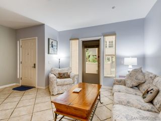Photo 3: DOWNTOWN Condo for sale : 2 bedrooms : 301 W G St #116 in San Diego