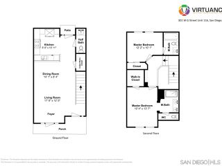 Photo 39: DOWNTOWN Condo for sale : 2 bedrooms : 301 W G St #116 in San Diego