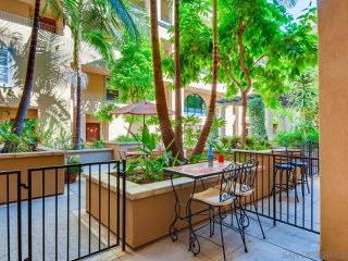 Photo 22: DOWNTOWN Condo for sale : 2 bedrooms : 301 W G St #116 in San Diego