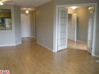 "Photo 3: 103 2491 GLADWIN Road in Abbotsford: Abbotsford West Condo for sale in ""Lakewood Gardens"" : MLS®# F1010501"