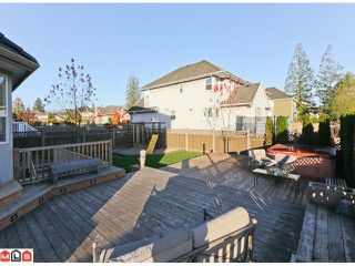 Photo 8: 10988 158TH Street in Surrey: Fraser Heights House for sale (North Surrey)  : MLS®# F1028013