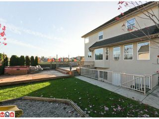 Photo 9: 10988 158TH Street in Surrey: Fraser Heights House for sale (North Surrey)  : MLS®# F1028013
