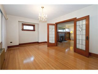 Photo 3: 2195 E PENDER Street in Vancouver: Hastings House for sale (Vancouver East)  : MLS®# V864074