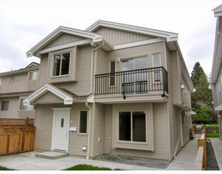 Photo 9: 5825 WOODSWORTH Street in Burnaby: Central BN House 1/2 Duplex for sale (Burnaby North)  : MLS®# V748580