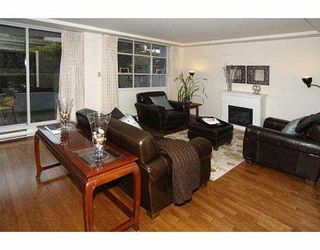 """Photo 3: 1 5939 YEW Street in Vancouver: Kerrisdale Condo for sale in """"TIFFANY PLACE"""" (Vancouver West)  : MLS®# V751017"""
