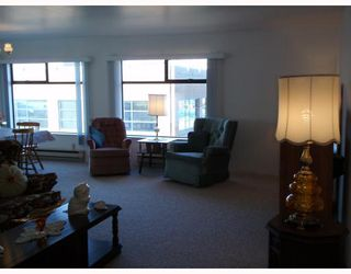 "Photo 5: 801 615 BELMONT Street in New_Westminster: Uptown NW Condo for sale in ""BELMONT TOWER"" (New Westminster)  : MLS®# V752797"