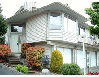 "Photo 1: 23 3070 TOWNLINE Road in Abbotsford: Abbotsford West Townhouse for sale in ""WESTFIELD PLACE"" : MLS®# F2910432"