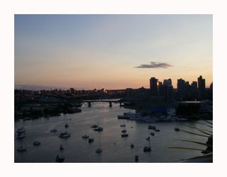 "Photo 3: 1704 120 MILROSS Avenue in Vancouver: Mount Pleasant VE Condo for sale in ""Brighton"" (Vancouver East)  : MLS®# V768069"