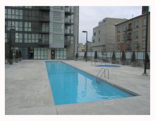 """Photo 9: 2907 1199 SEYMOUR Street in Vancouver: Downtown VW Condo for sale in """"THE BRAVA"""" (Vancouver West)  : MLS®# V777341"""