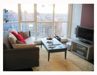 "Photo 5: 2907 1199 SEYMOUR Street in Vancouver: Downtown VW Condo for sale in ""THE BRAVA"" (Vancouver West)  : MLS®# V777341"