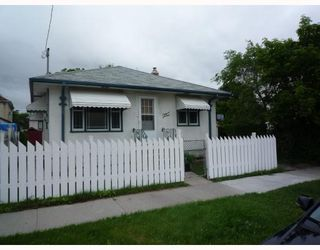 Photo 1: 491 MAGNUS Avenue in WINNIPEG: North End Residential for sale (North West Winnipeg)  : MLS®# 2913486