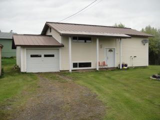 Main Photo: 10 MCDONALD Street: Granisle House for sale (Burns Lake (Zone 55))  : MLS®# R2399024