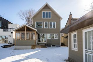 Photo 31: 182 Lyndale Drive in Winnipeg: Norwood Flats Residential for sale (2B)  : MLS®# 202006548