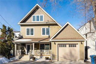 Photo 1: 182 Lyndale Drive in Winnipeg: Norwood Flats Residential for sale (2B)  : MLS®# 202006548