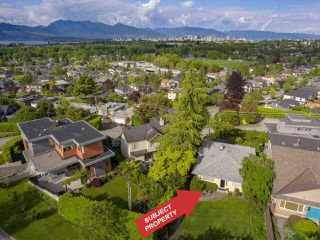 Photo 1: 3626 QUESNEL DRIVE in Vancouver: Arbutus House for sale (Vancouver West)  : MLS®# R2372113