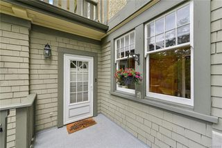 Photo 38: 4 914 St. Charles St in Victoria: Vi Rockland Row/Townhouse for sale : MLS®# 845160