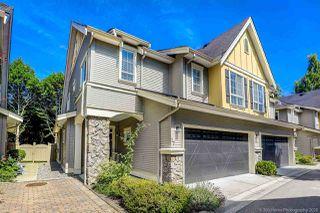 Photo 1: 17 7171 STEVESTON Highway in Richmond: Broadmoor Townhouse for sale : MLS®# R2485017