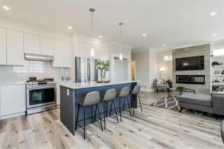 """Photo 8: 14 31548 UPPER MACLURE Road in Abbotsford: Abbotsford West Townhouse for sale in """"Maclure Point"""" : MLS®# R2489665"""