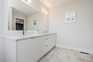 """Photo 17: 14 31548 UPPER MACLURE Road in Abbotsford: Abbotsford West Townhouse for sale in """"Maclure Point"""" : MLS®# R2489665"""