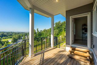 """Photo 30: 14 31548 UPPER MACLURE Road in Abbotsford: Abbotsford West Townhouse for sale in """"Maclure Point"""" : MLS®# R2489665"""