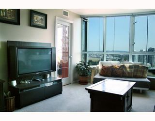 Photo 3: 2308 63 KEEFER Place in Vancouver: Downtown VW Condo for sale (Vancouver West)  : MLS®# V786386
