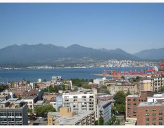 Photo 8: 2308 63 KEEFER Place in Vancouver: Downtown VW Condo for sale (Vancouver West)  : MLS®# V786386