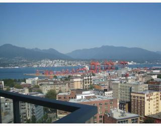 Photo 10: 2308 63 KEEFER Place in Vancouver: Downtown VW Condo for sale (Vancouver West)  : MLS®# V786386