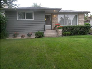 Photo 1: 254 Kingsford Avenue in WINNIPEG: North Kildonan Residential for sale (North East Winnipeg)  : MLS®# 1014873