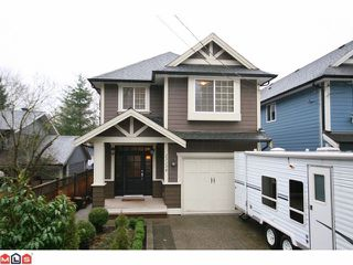 Photo 1: 23134 96TH Avenue in Langley: Fort Langley House for sale : MLS®# F1100047
