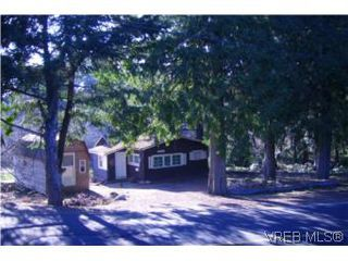 Photo 1: 3017 Glen lake Road in VICTORIA: La Glen Lake Single Family Detached for sale (Langford)  : MLS®# 261734
