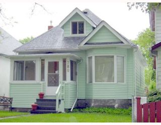 Photo 1: 780 JESSIE Avenue in WINNIPEG: Fort Rouge / Crescentwood / Riverview Residential for sale (South Winnipeg)  : MLS®# 2910310