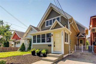 Main Photo: 204 Holborne Avenue in Toronto: Woodbine-Lumsden House (2-Storey) for sale (Toronto E03)  : MLS®# E4709099