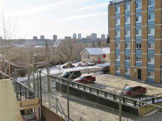 Photo 38: 403 9918 101 Street in Edmonton: Zone 12 Condo for sale : MLS®# E4198179