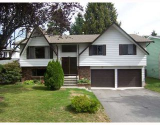Photo 1: 1645 KNAPPEN Street in Port_Coquitlam: Lower Mary Hill House for sale (Port Coquitlam)  : MLS®# V783895