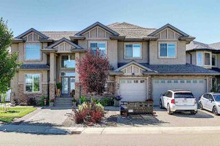 Photo 1: 554 ALBANY Way in Edmonton: Zone 27 House for sale : MLS®# E4210629