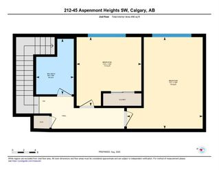 Photo 35: 212 45 ASPENMONT Heights SW in Calgary: Aspen Woods Apartment for sale : MLS®# A1026251