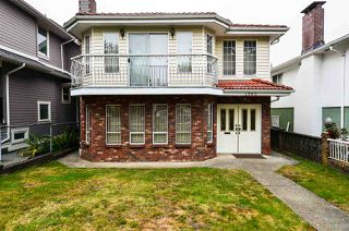 Main Photo: 1365 E 27TH Avenue in Vancouver: Knight House for sale (Vancouver East)  : MLS®# R2498887