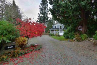 Photo 1: 7793 LOHN Road in Halfmoon Bay: Halfmn Bay Secret Cv Redroofs House for sale (Sunshine Coast)  : MLS®# R2518868