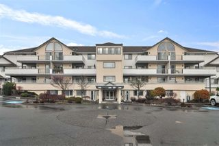 """Photo 1: 303 19645 64 Avenue in Langley: Willoughby Heights Condo for sale in """"HIGHGATE TERRAC"""" : MLS®# R2523839"""