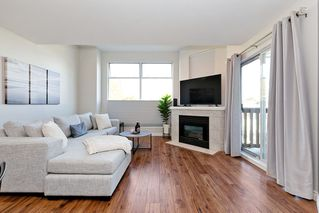 """Photo 2: 307 19131 FORD Road in Pitt Meadows: Central Meadows Condo for sale in """"WOODFORD"""" : MLS®# R2527628"""